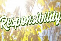What is Ecological Responsibility?
